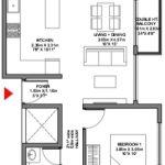Godrej Ananda Bagalur KIADB Aerospace Park 3BHK Floorplan 11
