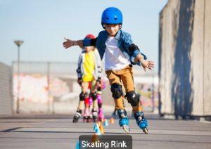 Godrej Ananda Amenities Skating Rink _ KIADB Aerospace Park Bagalur